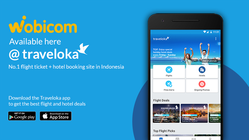 Unlimited Pocket WiFi Rental - WOBICOM